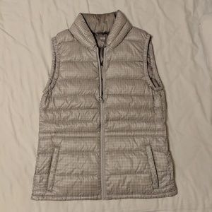 Uniqlo Down Quilted Puffy Vest sz XS